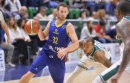 EWE Baskets Oldenburg weihen Fanbereich ein