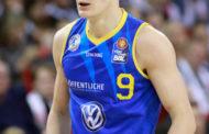 Basketball Löwen – Saisonende für Zygimantas Janavicius