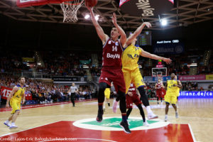 DE - Action - FC Bayern Basketball - Nihad Djedovic