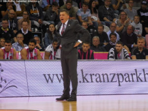 DE - Action - Telekom Baskets Bonn - Predrag Krunic