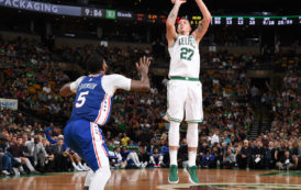 Historische Nacht der Boston Celtics – Daniel Theis lässt aufhorchen
