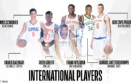NBA 2017/2018 – Neuer Rekord in Sachen internationaler Spieler