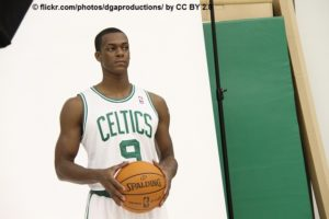 USA - NBA - Rajon Rondo - Boston Celtics