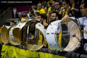 Champions League - MHP RIESEN Ludwigsburg - Fans