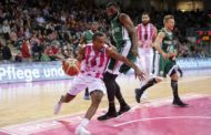 Ohne Josh Mayo – Telekom Baskets besiegen Brose Bamberg