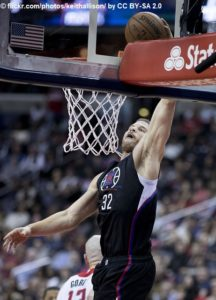 USA - NBA - Blake Griffin - Dunk