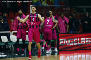 Champions League - Telekom Baskets Bonn - Tomislav Zubcic