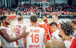 Brose Bamberg in die Basketball Champions League?