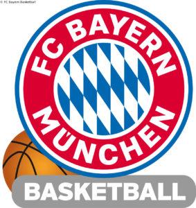 DE - Logo - FC Bayern Basketball - Neu ab 2017