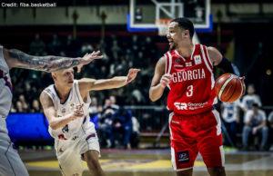 FIBA WM-Qualifikation - Georgien - Michael Dixon