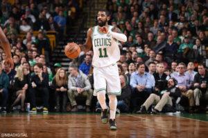 NBA - Action - Boston Celtics - Kyrie Irving