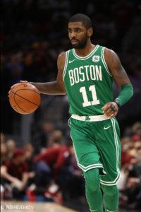 NBA - Boston Celtics - Kyrie Irving