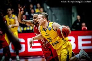 Champions League - EWE Baskets Oldenburg - Brad Loesing