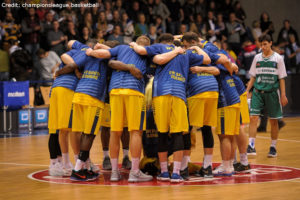 Champions League - EWE Baskets Oldenburg - Kreis