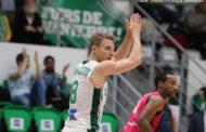 Heiko Schaffartzik trainiert beim FC Bayern Basketball