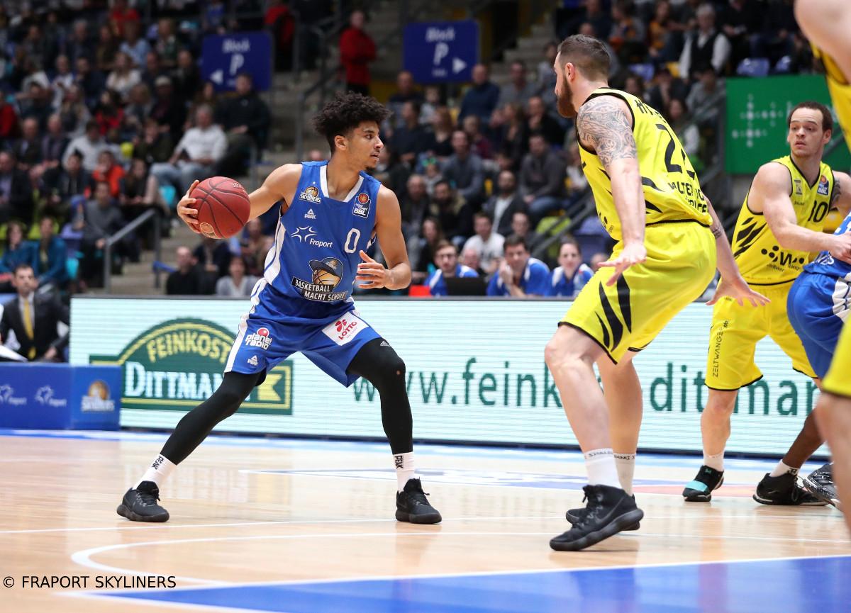 Walter William Sache: Basketball-Schnupperkurse In Frankfurt › BBL Profis
