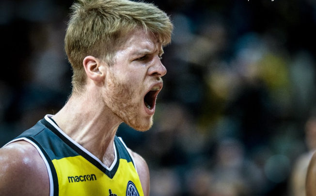 BBL-Star Thomas Walkup vor Wechsel in die EuroLeague
