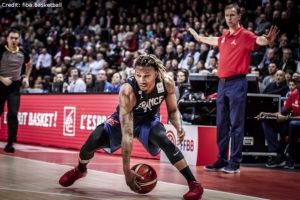 FIBA WM-Qualifikation - Frankreich - Andrew Albicy