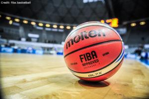 FIBA WM-Qualifikation - Kroatien vs Rumänien - Ball