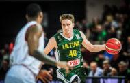 WM-Qualifikation – Marius Grigonis steht in Litauens Aufgebot
