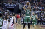 NBA: Harte Geldstrafe gegen Gerald Green nach Unsportlichkeit