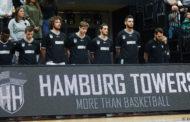 VTG arbeitet mit den Hamburg Towers zusammen