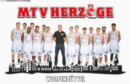 Neuzugang für die MTV Herzöge Wolfenbüttel
