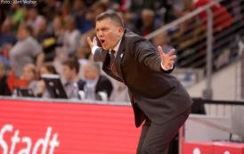 Baskets-Trainer Predrag Krunic vor dem Aus