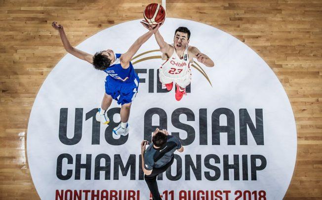 FIBA U18 Asian Championship 2018 – Neuer Rekord in Sachen Zuseher