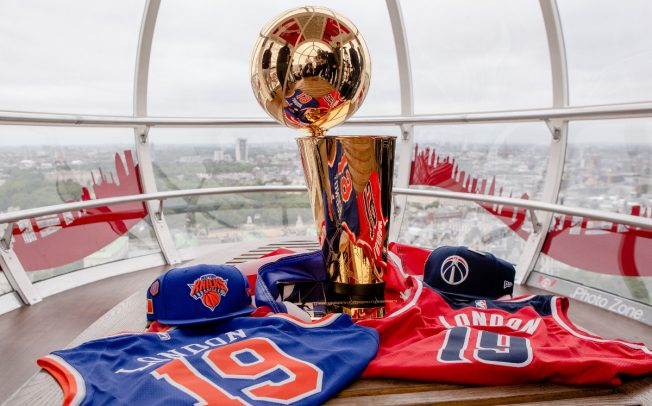 Gerüchte über NBA Partie in Paris