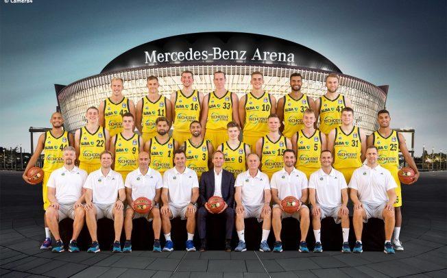 ALBA BERLIN – die Spieltermine für das Finale im 7Days Eurocup