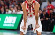 Euroleague – Vassilis Spanoulis fällt aus