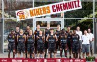 NINERS Chemnitz verzichten auf Umzug