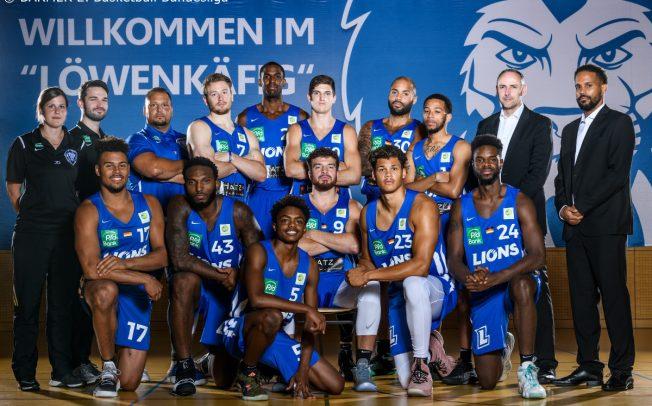 PS Karlsruhe LIONS setzen weiterhin auf ihren Headcoach