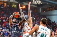 Basketball Champions League – MVP Ehrung für Tyrese Rice