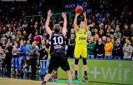 Konrad Wysocki hängt Basketballschuhe an den Nagel