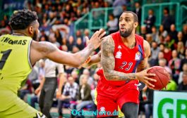 Anadolu Efes zeigt Interesse an Derrick Williams