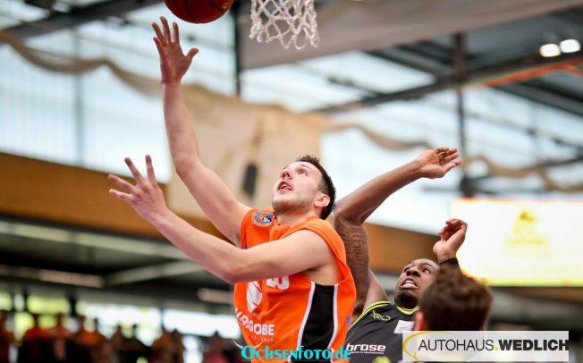 Neue Anwurfzeit für die Partie SYNTAINICS MBC gegen die EWE Baskets Oldenburg