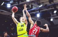 Für den Ex-Bayreuther Eric Mika erfüllt sich der Traum von der NBA
