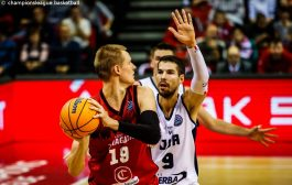Basketball Champions League – Robin Benzing on Fire