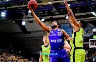 Nikolaus-Heimspiel bei den Basketball Löwen Braunschweig
