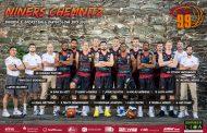 NINERS Chemnitz verabschieden Chris Carter