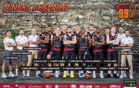 NINERS Chemnitz und ChemCats veranstalten gemeinsames Basketball-Event