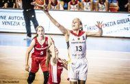 Nach Auswahl im WNBA-Draft – Noch eine weitere Saison in Deutschland für Leonie Fiebich