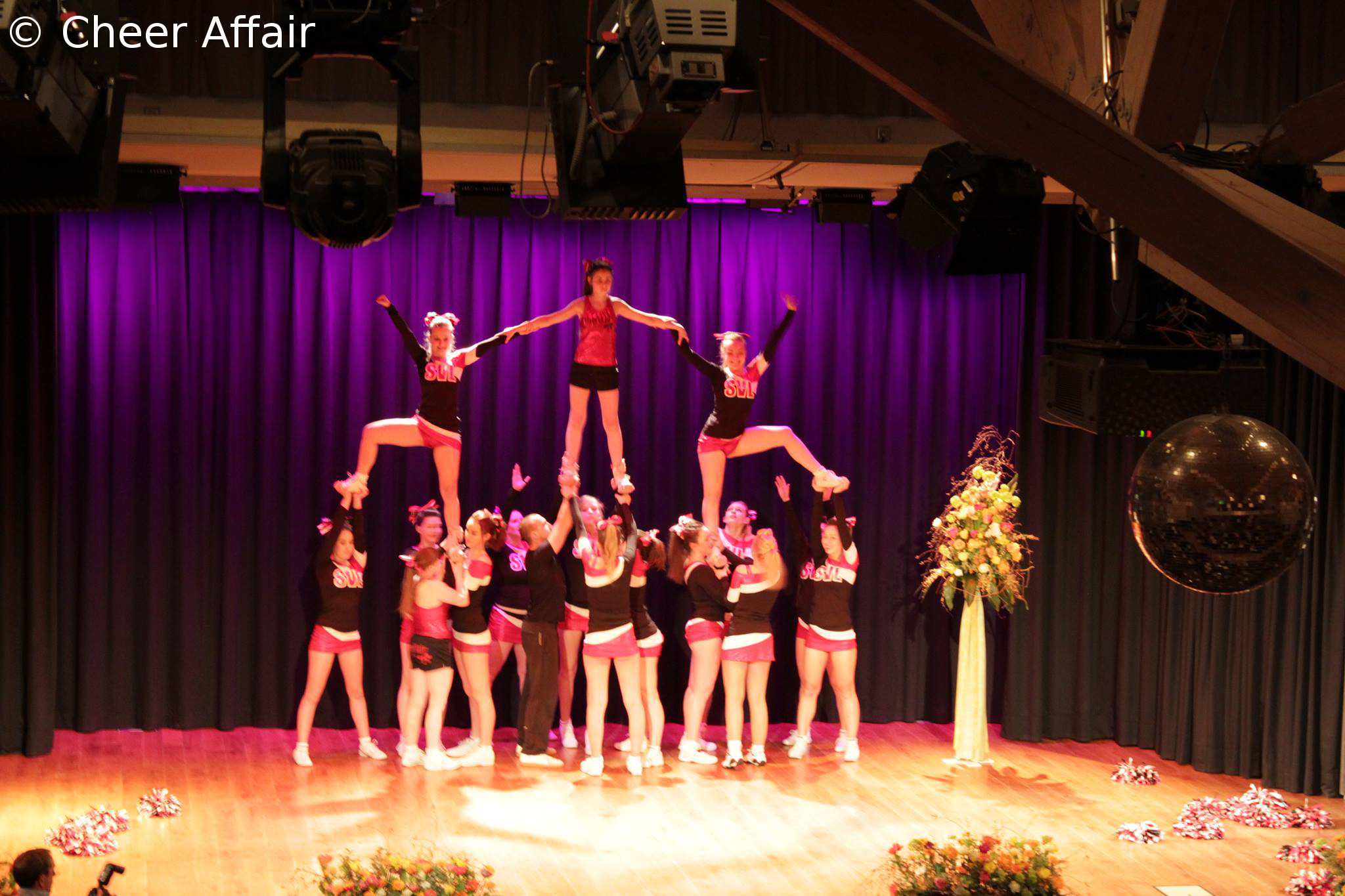 Der Cheer Affair Jahresrückblick 2015