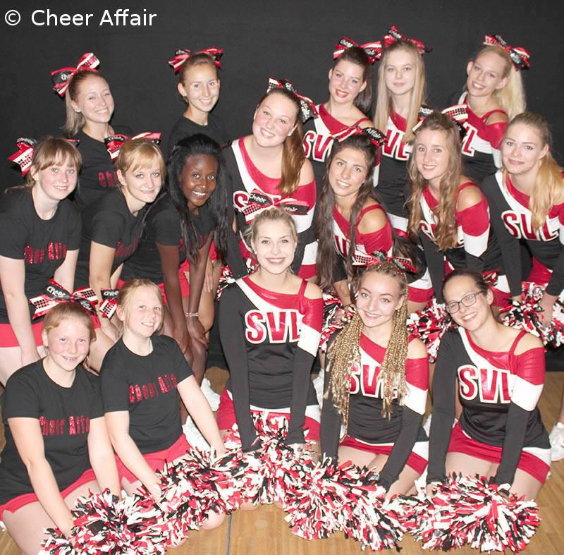 Wir sind die Cheer Affair