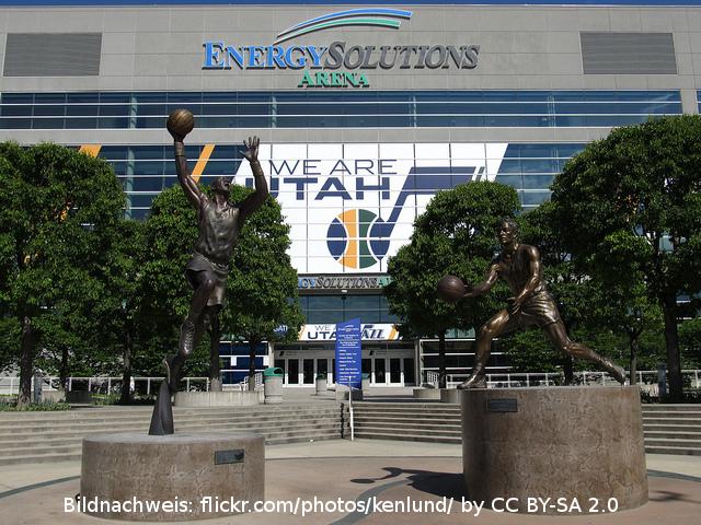 Die Utah Jazz erhalten einen neuen Eigentümer