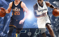 NBA Match der Woche – San Antonio Spurs vs Utah Jazz