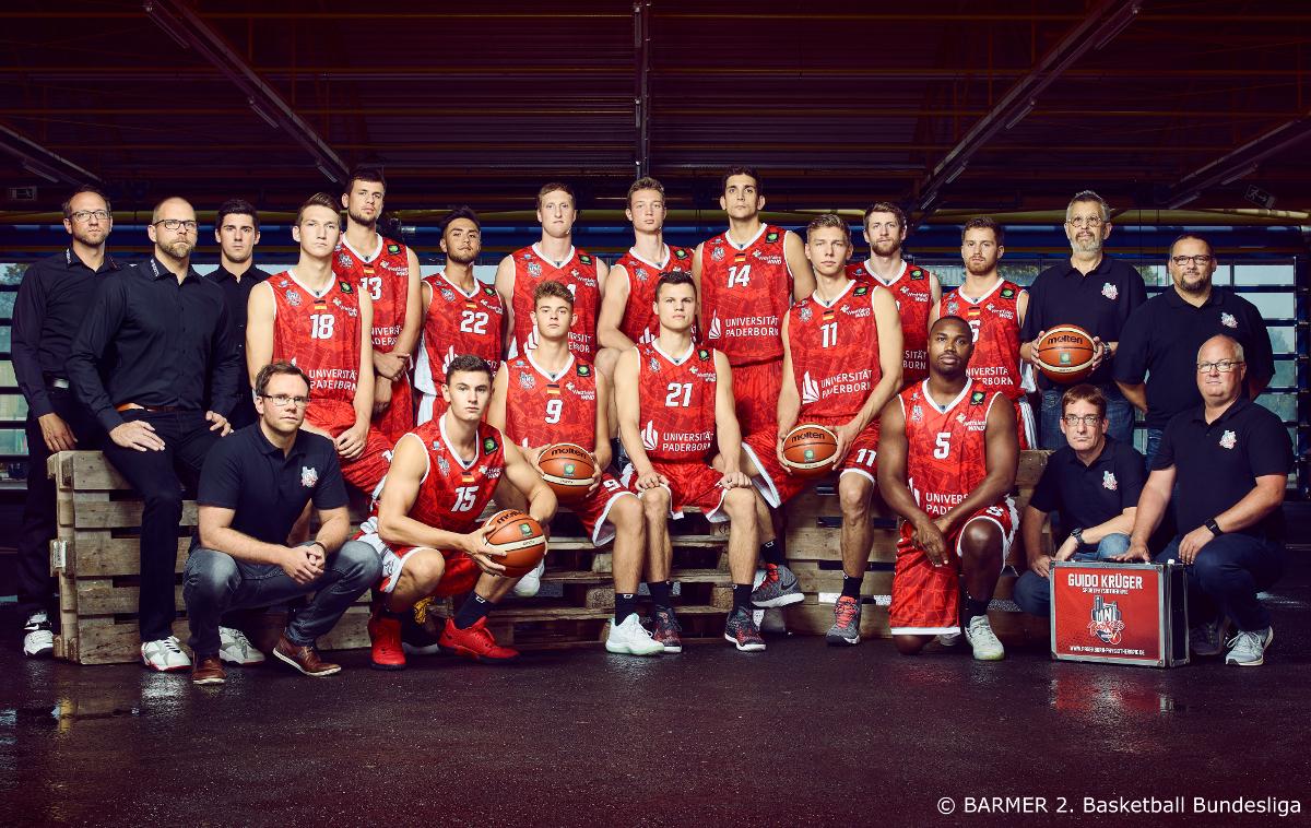 Basketball Paderborn